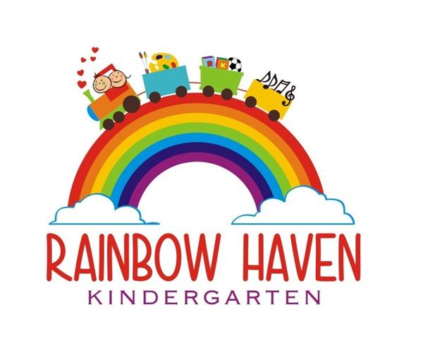 Logo Design 34 Rainbow Haven