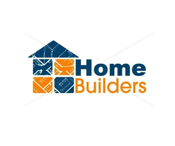 Home Builders Logo Design
