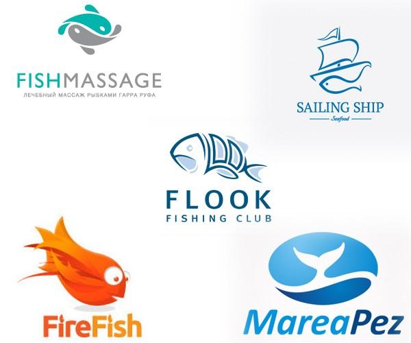 22 Creative Amazing Fish Logo Design Inspiration Ideas 2018