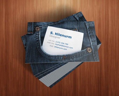 20 creative business cards design ideas for inspiration 2018 business card design 2 jeans colourmoves