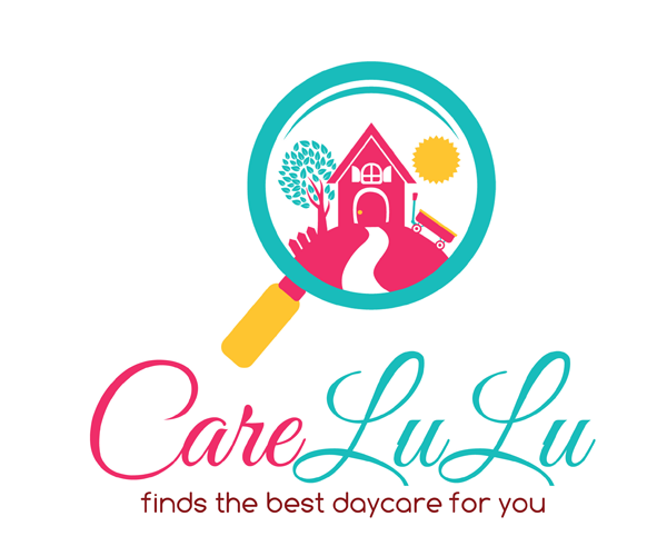 care lulu day care logo design 41