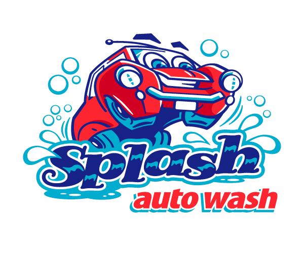 37 Amazing Car Wash Logo Design Inspiration 2018