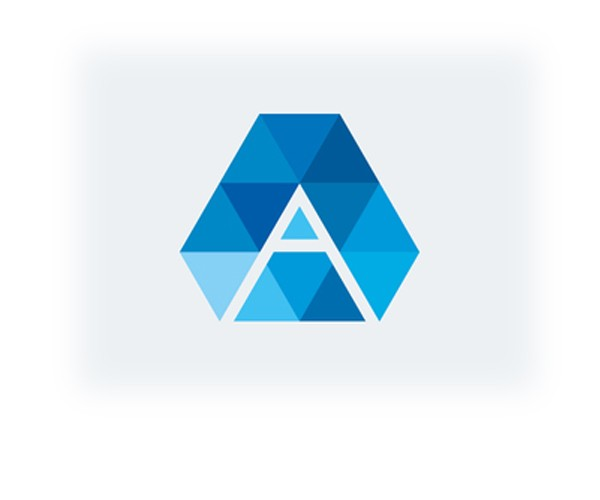 A-word-logo-design-in-California