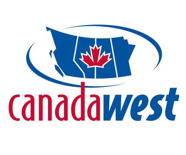 Canada-West-logo-design-download
