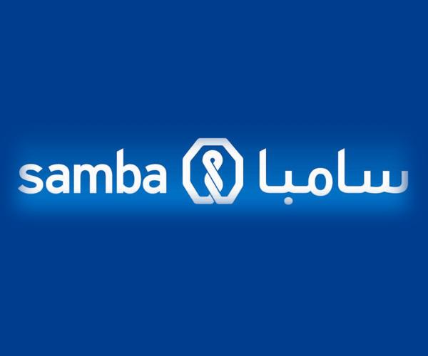 Samba-bank-logo-design