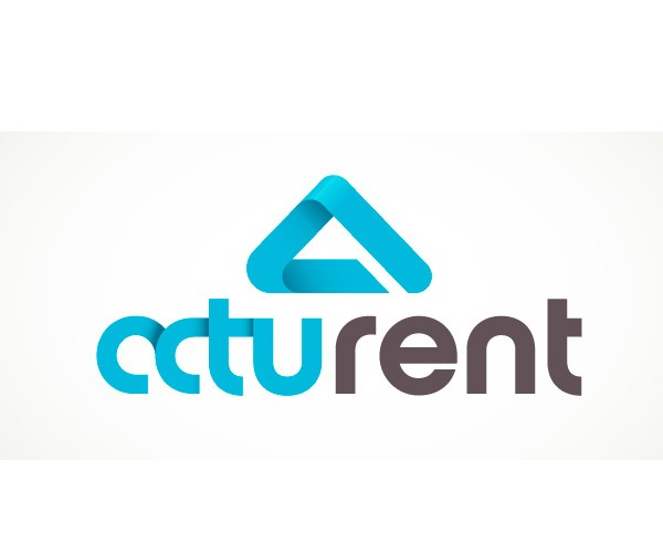 acturent-1-letter-logo-design-uk