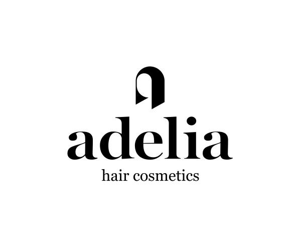 adelia-hair-A-letter-logo-design-San-Francisco