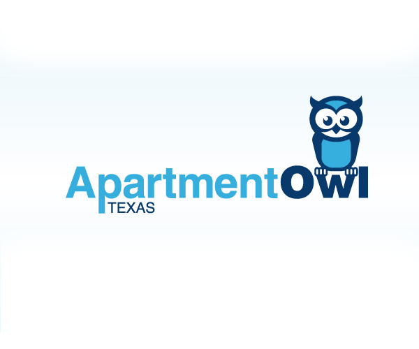 apartment-owl-texas-logo-design