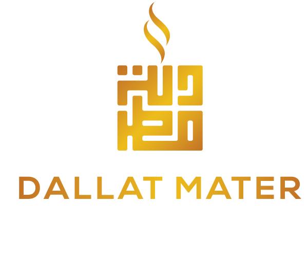 dallat-mater-arabic-logo-icon-design