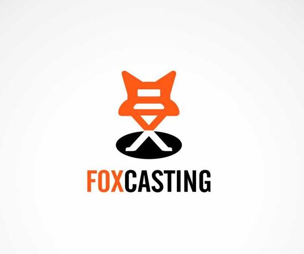 fox-casting-quality-logo-design