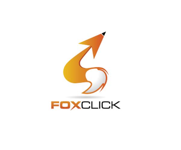 fox-click-cutting-edge-logo-design