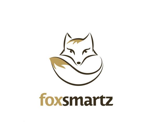 fox-smartz--Unlimited-logo-design-revisions