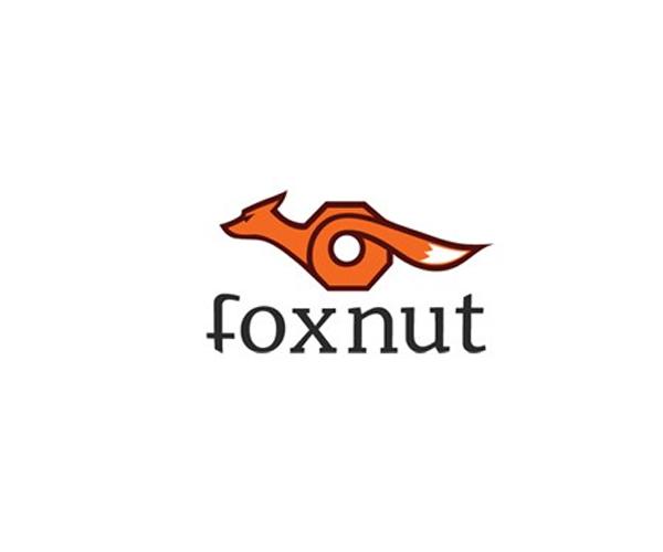 foxnut-logo-design