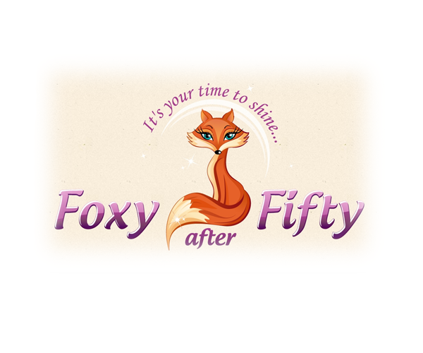 foxy-after-fifty-Logo-design-company