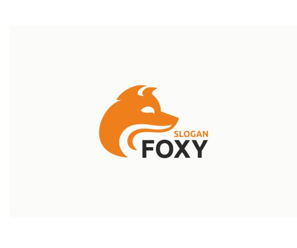 foxy-slogan-Creative-Custom-Designed-Logos