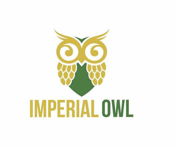 imperial-owl-logo-design-in-USA