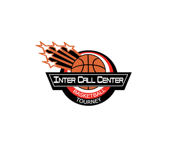 inter-call-center-basket-ball-tourney-logo-design