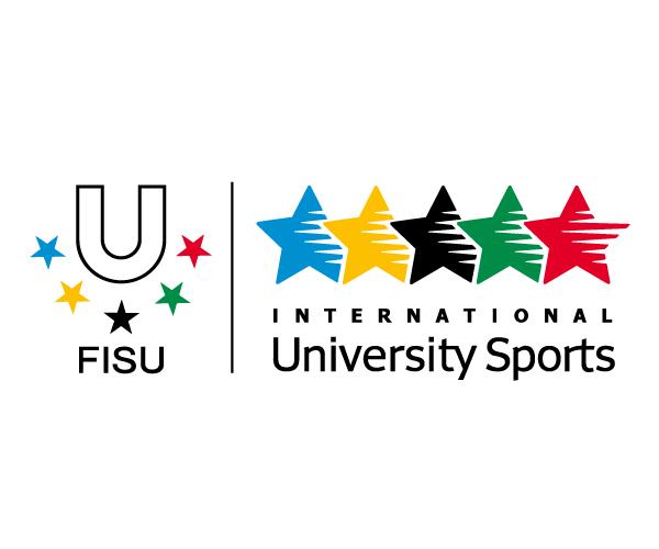 international-university-sports-logo-design