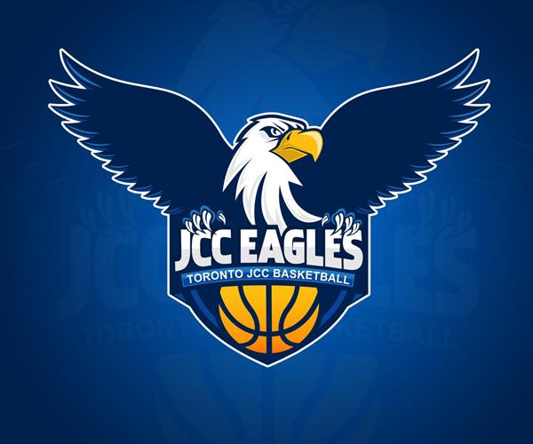 jcc-eagles-toronto-jcc-basketball-team-logo