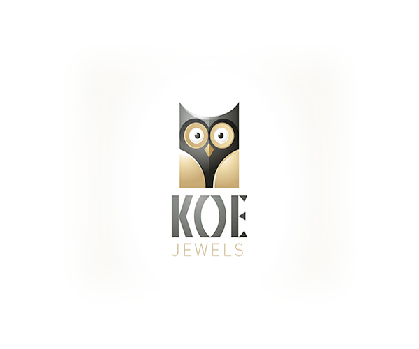 koe-jewels-logo-design
