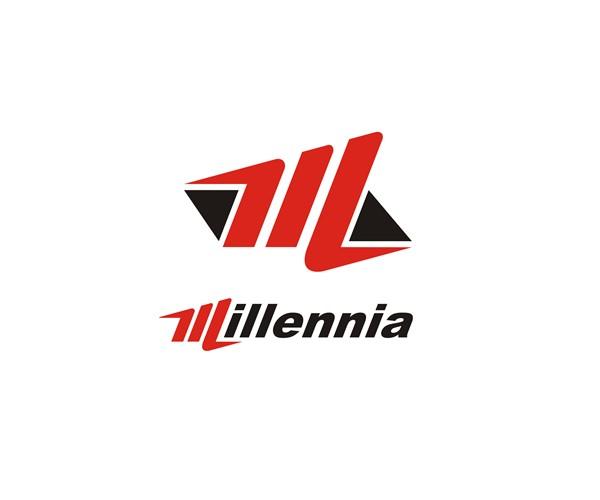 millennia-m-letter-logo-design-agancy-Dubai
