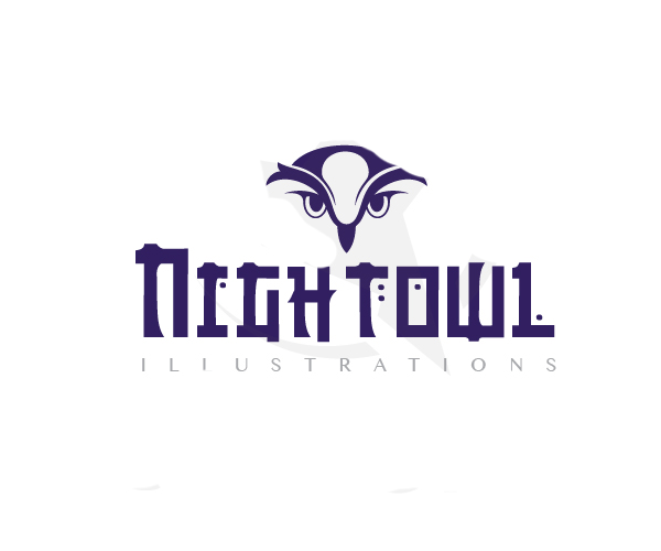 night-owl-logo-design
