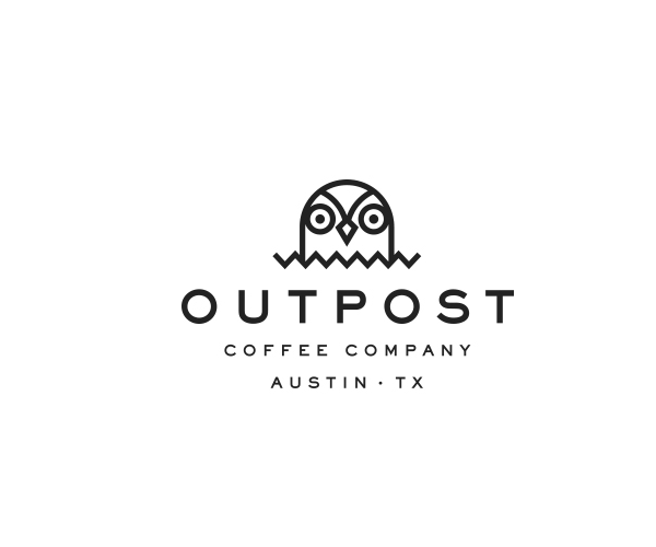 outpost-coffee-company-austin-logo-design
