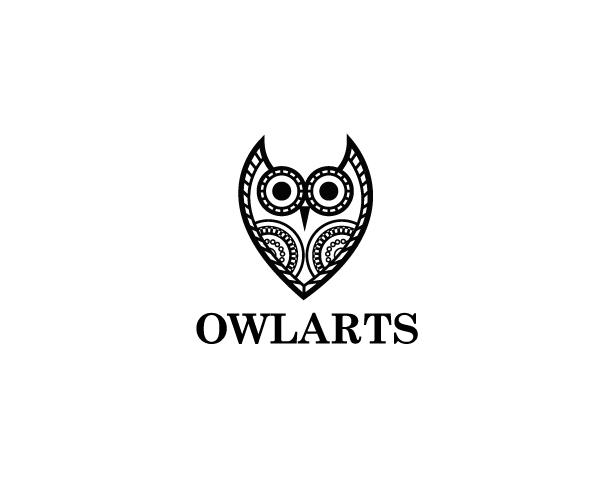 owl-arts-logo-design