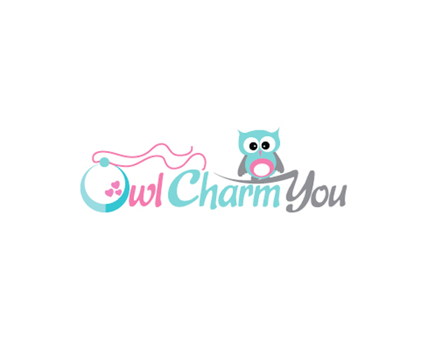 owl-charm-you-logo-design-inspiration