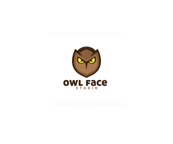 owl-face-studio-logo-design