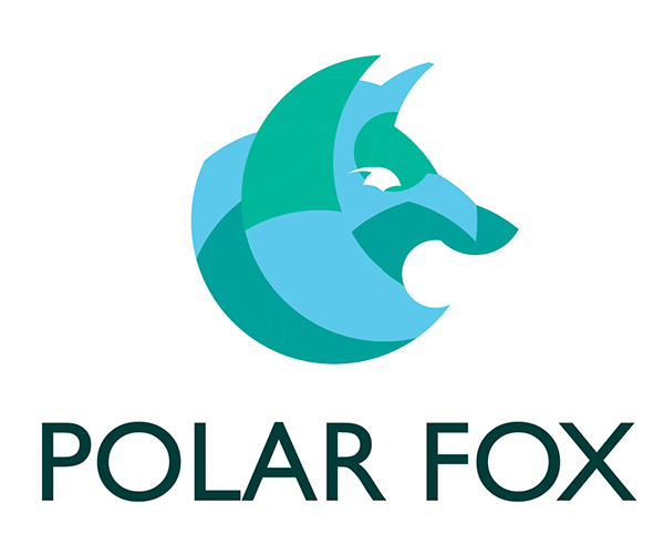 polar-fox-logo-design-in-canada