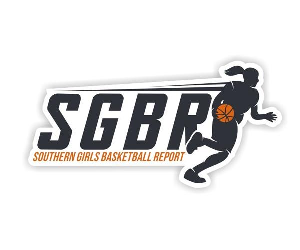 sgbr-southern-girl-basketball-report-logo-design