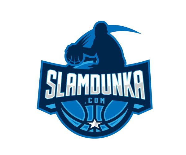 slamdunka-logo-design