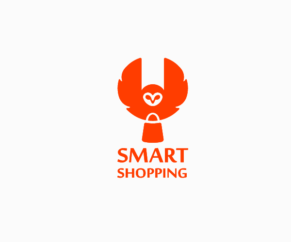 smart-shopping-logo-design