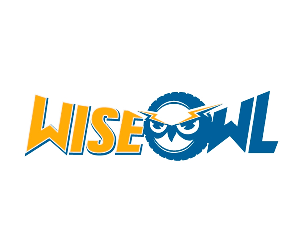 wiseowl-tyre-logo-design-company