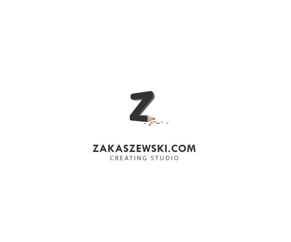 zakaszewski-creating-studio-z-letter-logo-design