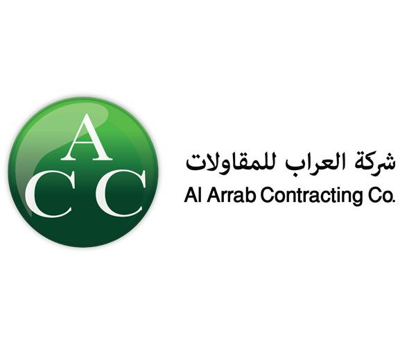 Al-Arrab-Contracting-logo-design-download