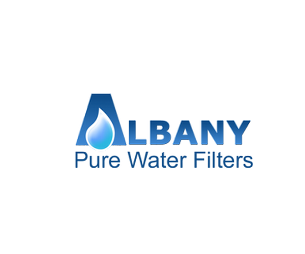 Albany-Pure-Water-Filters-logo-design