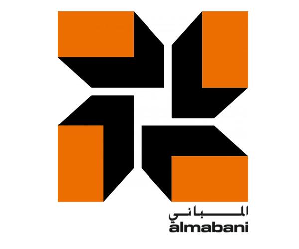 Almabani-General-Contractors-logo-design