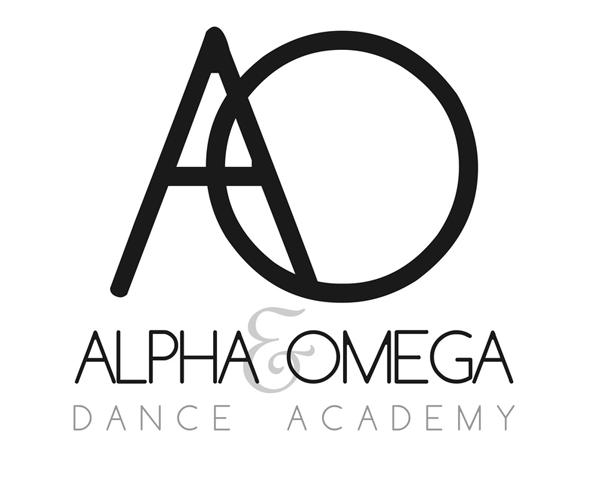 Alpha-and-Omega-Dance-academy-logo