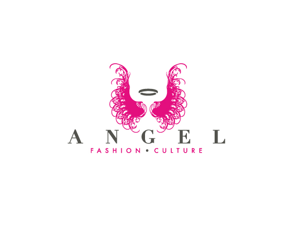 Angel-Fashion-logo-free-download