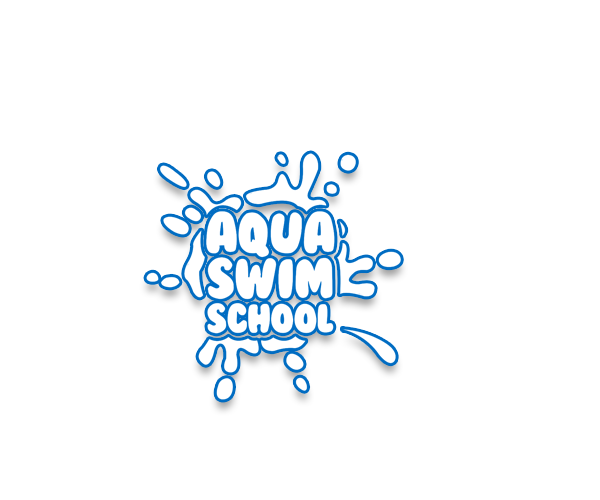 Aqua-Swim-School-logo-design
