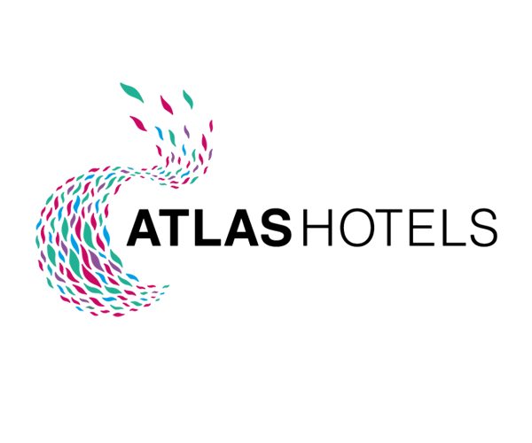 Atlas-Hotels-uk-logo-design