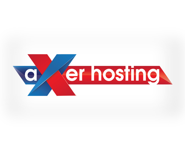 Axer-Hosting-Logo-Design-idea