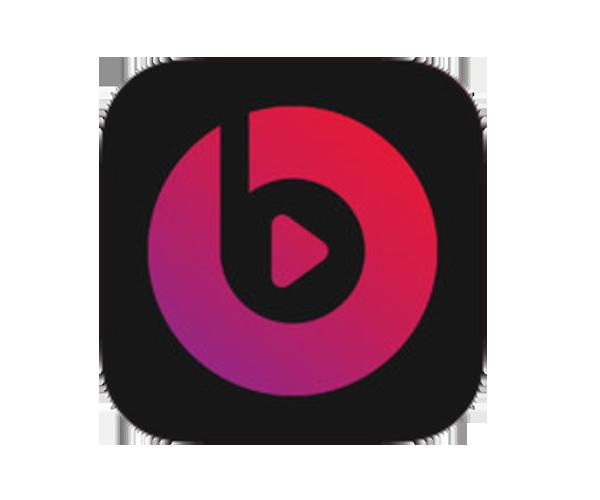Beats-Music's-multimedia-logo-design