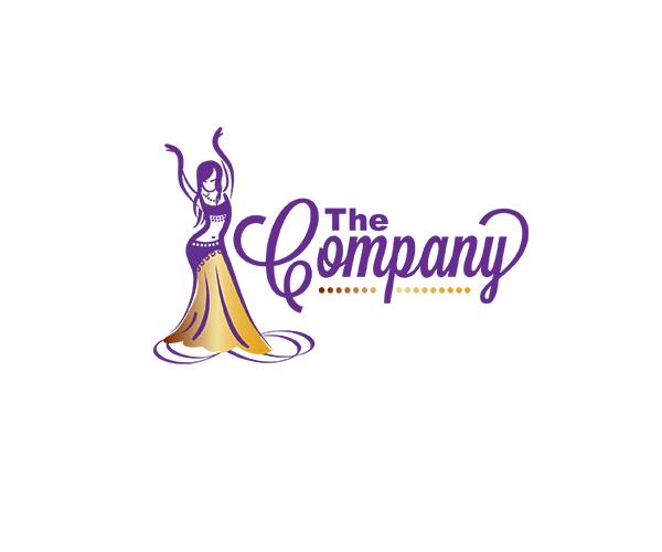 Belly-Dancing-Logo-design-free-download