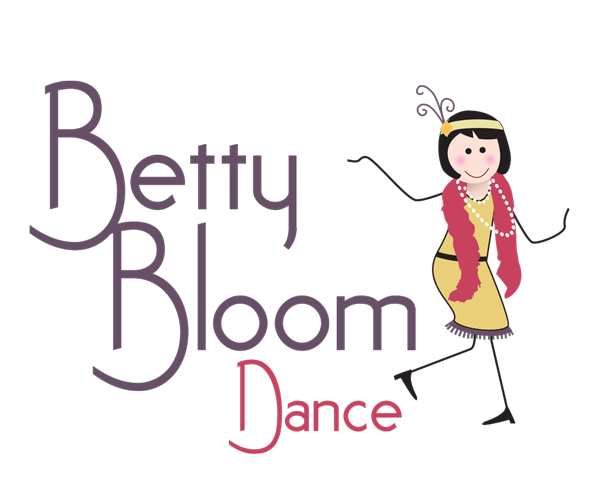 Betty-Bloom-Dance-logo-design-uk