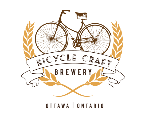 Bicycle-Craft-Brewery-logo-design-canada