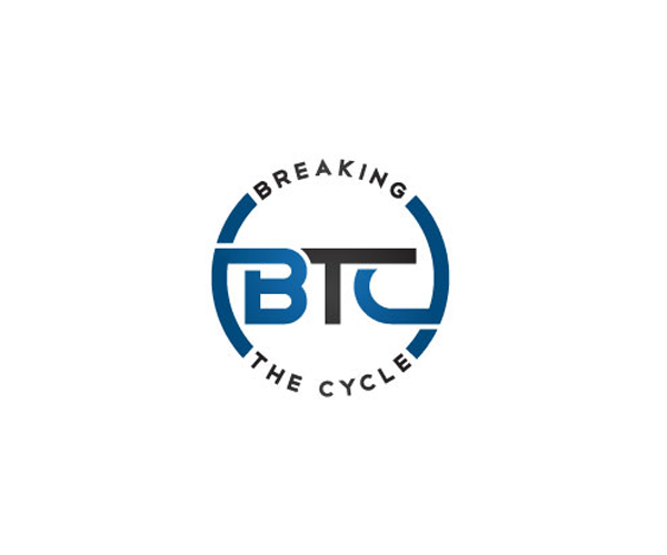 Breaking-The-Cycle-logo-design