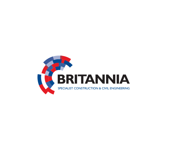 144 best construction company logo design samples 48 britannia construction logo designer thecheapjerseys Image collections